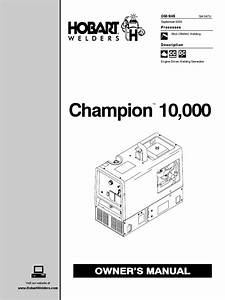 Hobart H 600 Wiring Diagram Collection