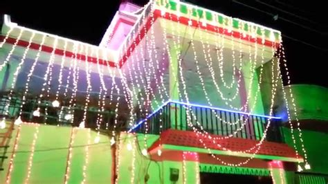 light decoration ideas for home home lights decoration on wedding ceremony youtube
