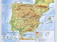 Mapas y cuadros Estrabón Geografía de España