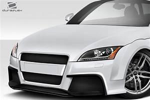 Audi Tt Bodykit : 06 14 audi tt regulator duraflex front body kit bumper ~ Kayakingforconservation.com Haus und Dekorationen