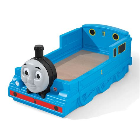 The Tank Engine Toddler Bed by The Bed Step2