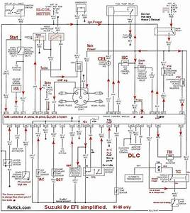 Engine Wiring Diagram For 92 Gmc Sierra 1500