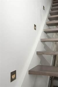 Treppenhaus Beleuchtung Wand : die sch nsten ideen f r deine treppenbeleuchtung ~ Eleganceandgraceweddings.com Haus und Dekorationen