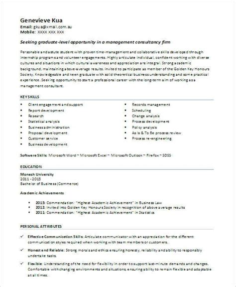 fresher resume templates    premium