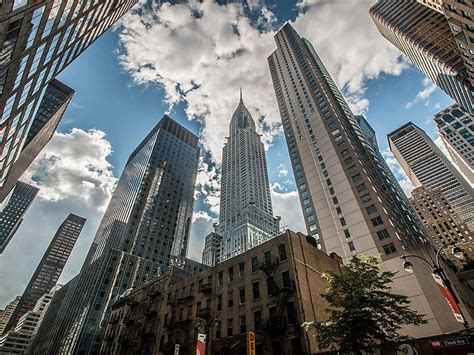 Chrysler Building Tours by Chrysler Building In New York City Usa Sygic Travel