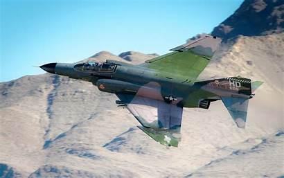 Phantom Fighter Ii Aircraft F4 Multipurpose Fantom