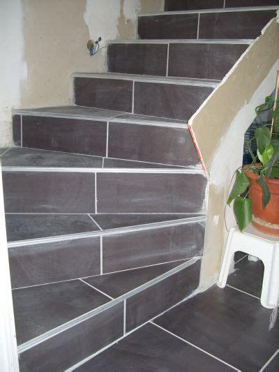 Carreler Escalier Tournant