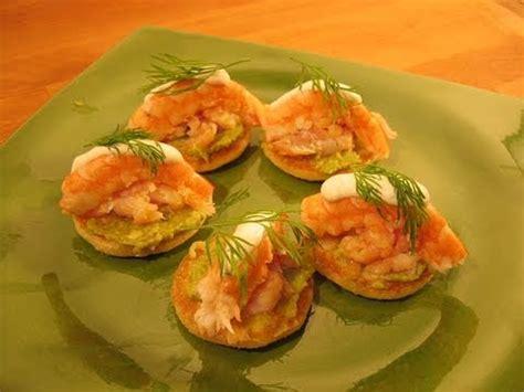 cuisine saumon recette cuisine tapas saumon crevette