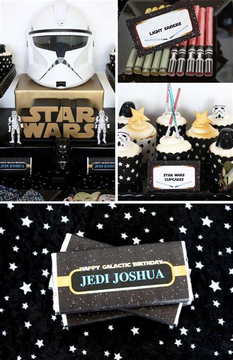 selection deco anniversaire star wars idee
