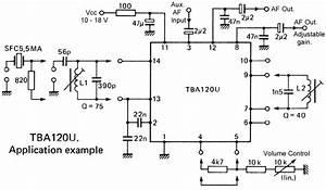 Tba120 Demodulator Circuit