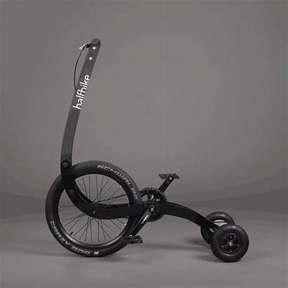 Halfbike Bike Scooter Bicycle Ii Standing Kickstarter