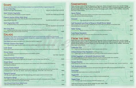 green kitchen menu green kitchen menu pho kitchen menu with green kitchen 1418