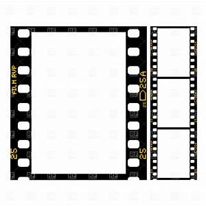Film strip Vector Clipart Image #1469 – RFclipart