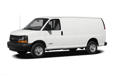 2010 Chevrolet Express 2500   Price, Photos, Reviews