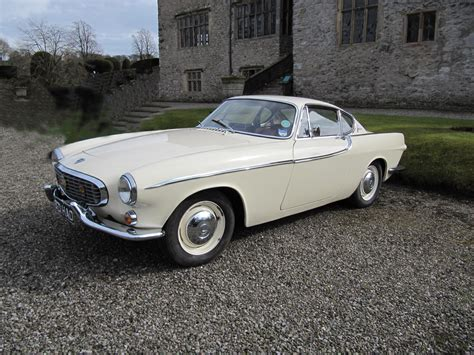 1962 Volvo P1800 | Lakeland Historic Car Club