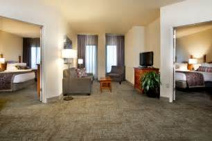 Two Bedroom Suite Hotels by Home Staybridge Suites New Orleans