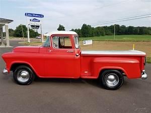 1955 Chevrolet 3100 1  2 Ton Pickup Truck Short Bed 350 V8