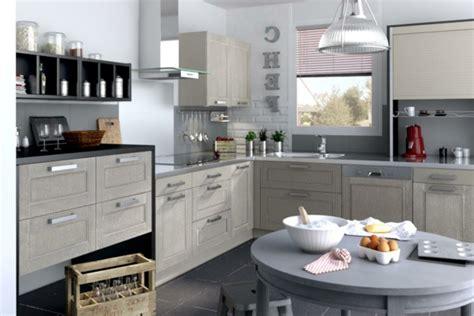 une cuisine lapeyre modèle de style et confort