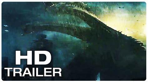 Godzilla 2 King Ghidorah Reveal Trailer (new 2019) King Of