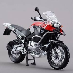 R1200GS HP2 S1000RR motorcycle model 1 12 scale models