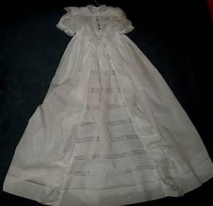 tres longue robe de bapteme ancienne le blog de tissus With robe de baptême ancienne