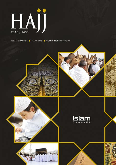 islam channel hajj brochure   islam channel issuu