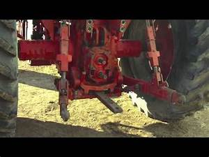 Case Ih 1086  Torque Good  2 Lift Arms  2 Hyd  540  1000