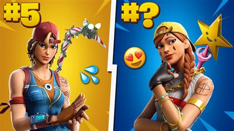 Maybe you would like to learn more about one of these? 10 Most TRYHARD Skin Combos In Fortnite (Sweaty Skin ...