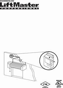 Liftmaster Lm21xpbb User Manual