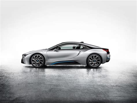 Bmw I8 Plug-in Hybrid Sports Car Officially Revealed