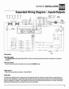 Dual Xd7500 Wiring Diagram