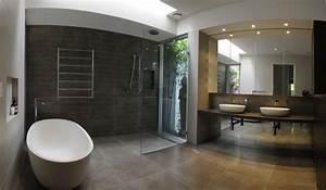 Family home, Melbourne Australia - Contemporary - Bathroom