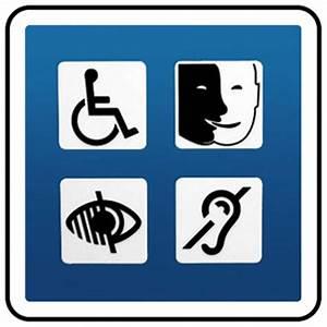 Panneau Stationnement Handicapé : panneau de stationnement accessibilit pour handicap s direct signal tique ~ Medecine-chirurgie-esthetiques.com Avis de Voitures
