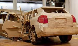 Why Would Anyone Build a Porsche Cayenne out of Wood