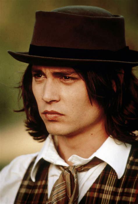 Johnny Depp Long Hair Celebrity Big Brother 2019