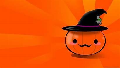 Pumpkin Halloween Backgrounds Wallpapers Desktop Pumpkins Cutest