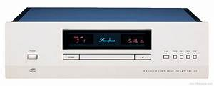 Accuphase Dp-510 - Manual - Compact Disc Player