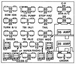 1992 Chevy 1500 Fuel Pump Wiring Diagram  Chevy  Wiring Diagram Images