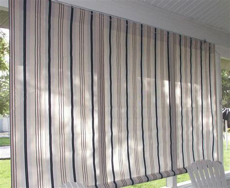 diy roll up patio shades rapid roll roller shade