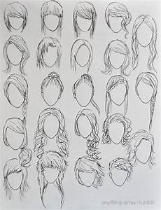 Hairstyles For Girls By AnhPho On DeviantArt
