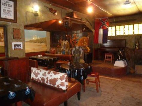 west decor west decor inside picture of pistols saloon