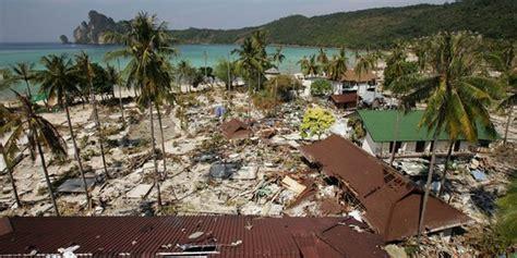 gedenken  die tsunami opfer von
