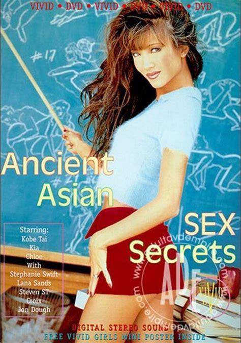 Ancient Asian Sex Secrets 1997 Adult Dvd Empire