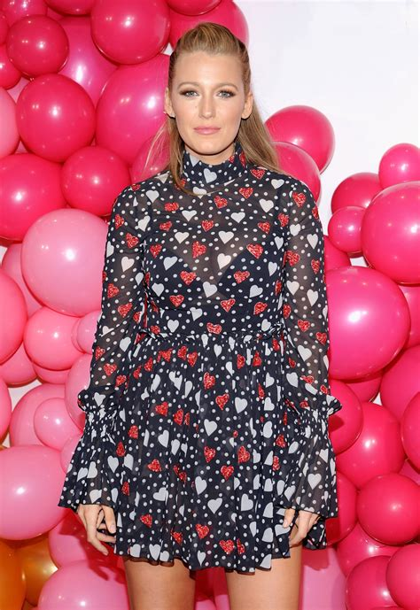 Blake Lively's Beauty Advice For New Moms and Their ...