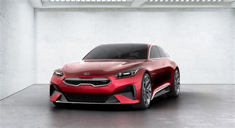 World Debut For Kia Proceed Concept At Frankfurt Motor Show