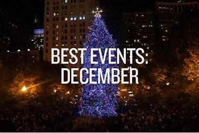 Festivals December Events Guide Month