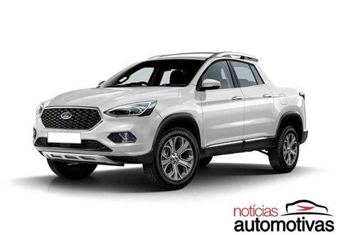 Ford Courier 2020 by Ford Confirma Picape Compacta Abaixo Da Ranger Assobrav