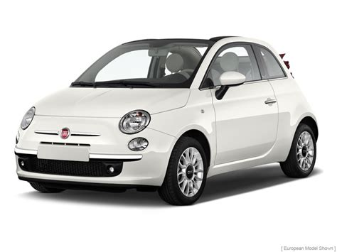 Fiat Lounge Convertible by Image 2013 Fiat 500 2 Door Convertible Lounge Angular