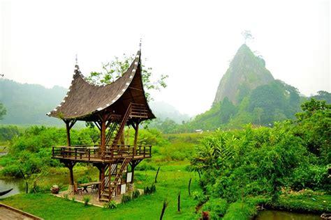 tempat wisata  bukittinggi terbaru   hits