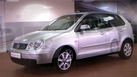 Volkswagen Polo 1 4 Cricket Automatik 2004 Silber Metallic 5d002132 Www Autohaus Biz Czychy